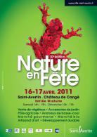 « Nature en fête » au château de Cangé à Saint Avertin.
